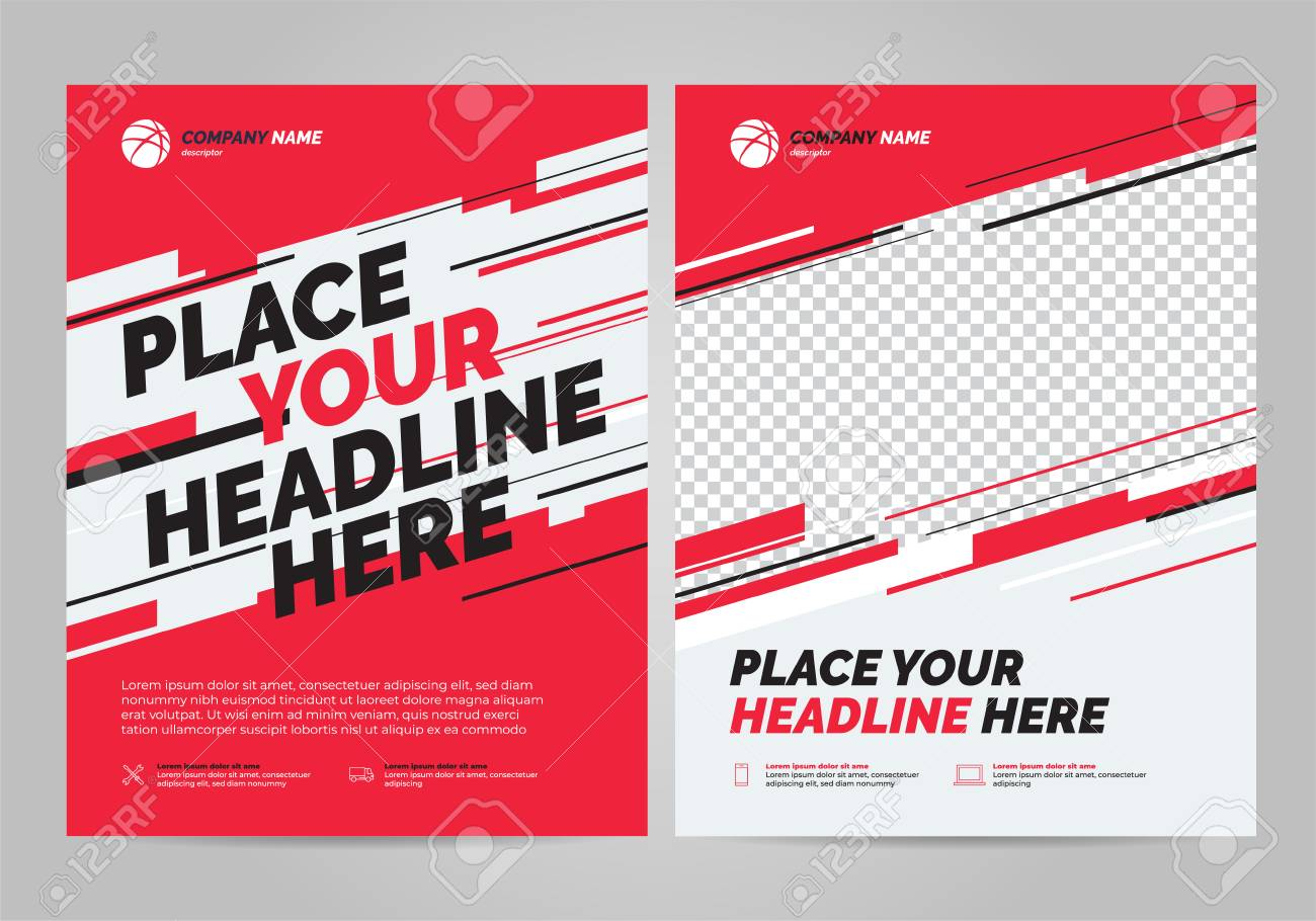 Flyer Design Sports Invitation Template Royalty Free Cliparts Vectors And Stock Illustration Image 96792233