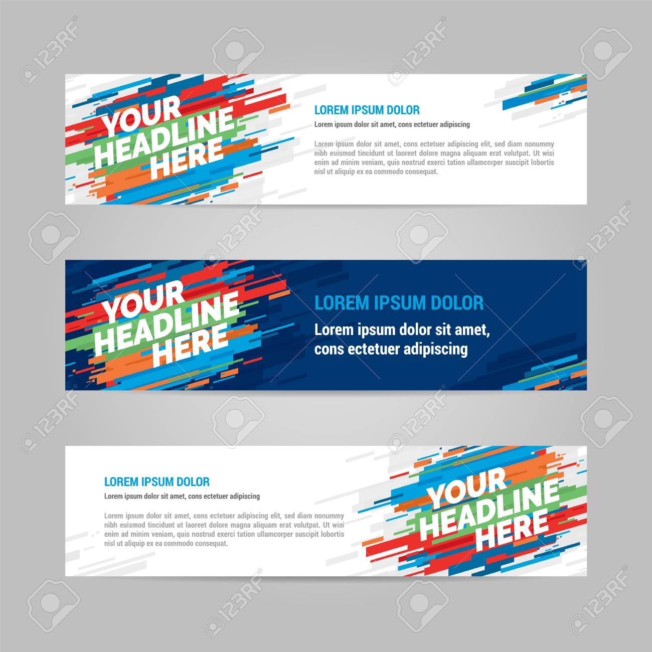 web banner design sports invitation template can be adapt to
