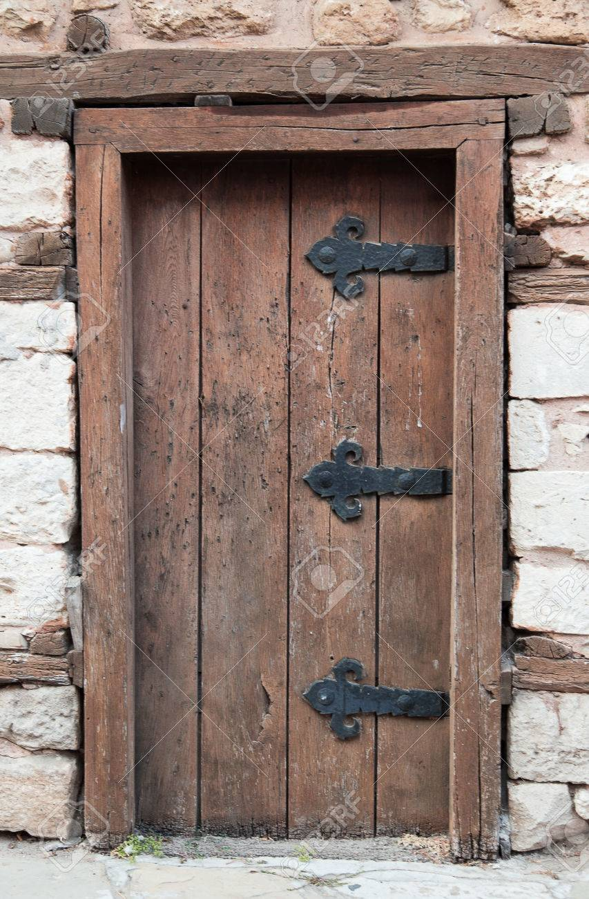 Old Wooden Door Texture Close Up Stock Photo Picture And Royalty
