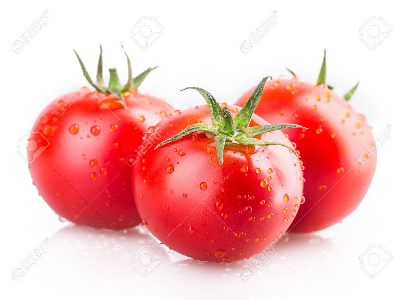tomato Isolated on white background - 36795265