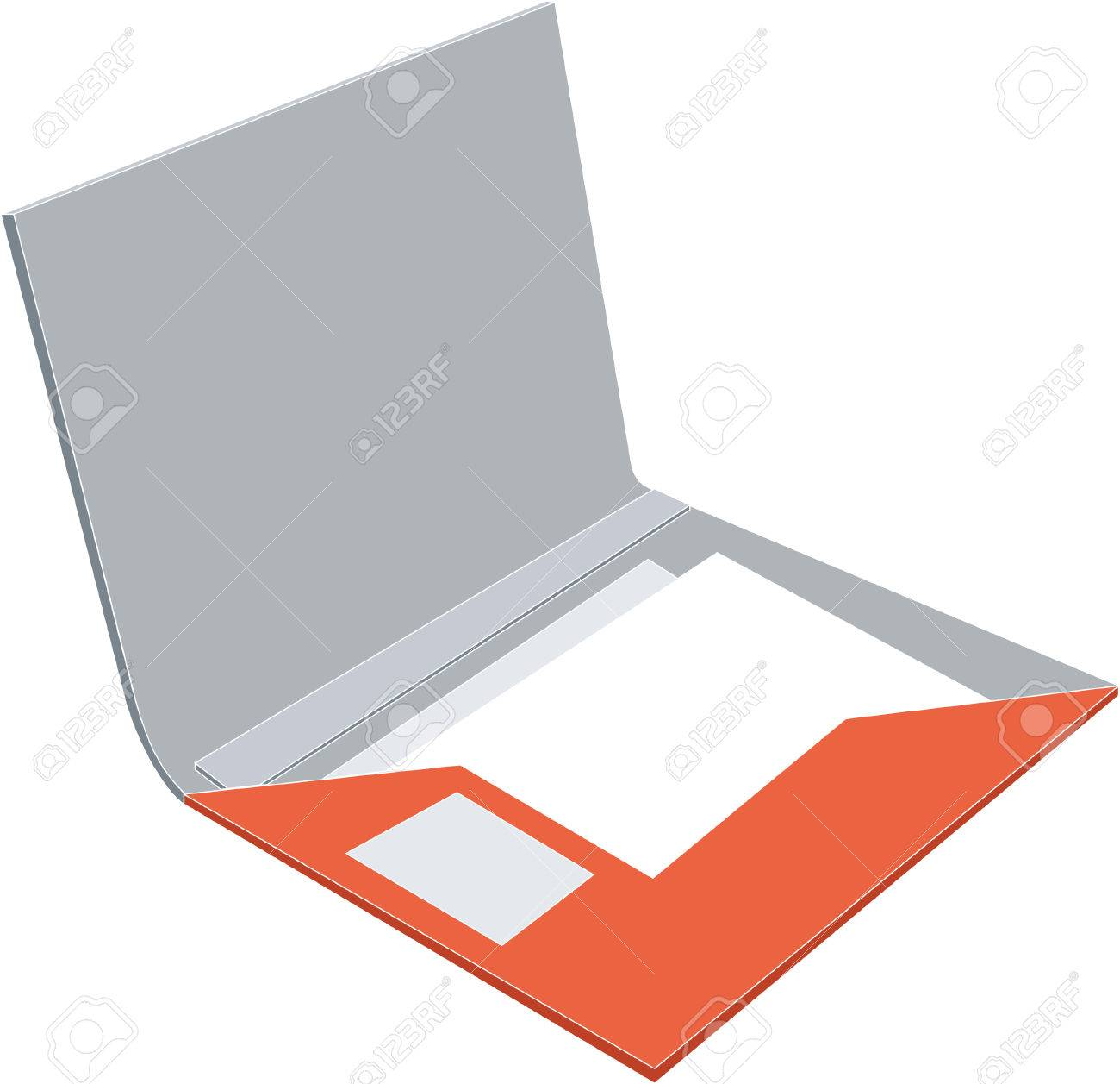Folder set 06 Stock Vector - 5067907