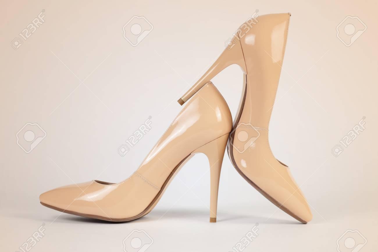 New Shiny Women Shoes. Footwear