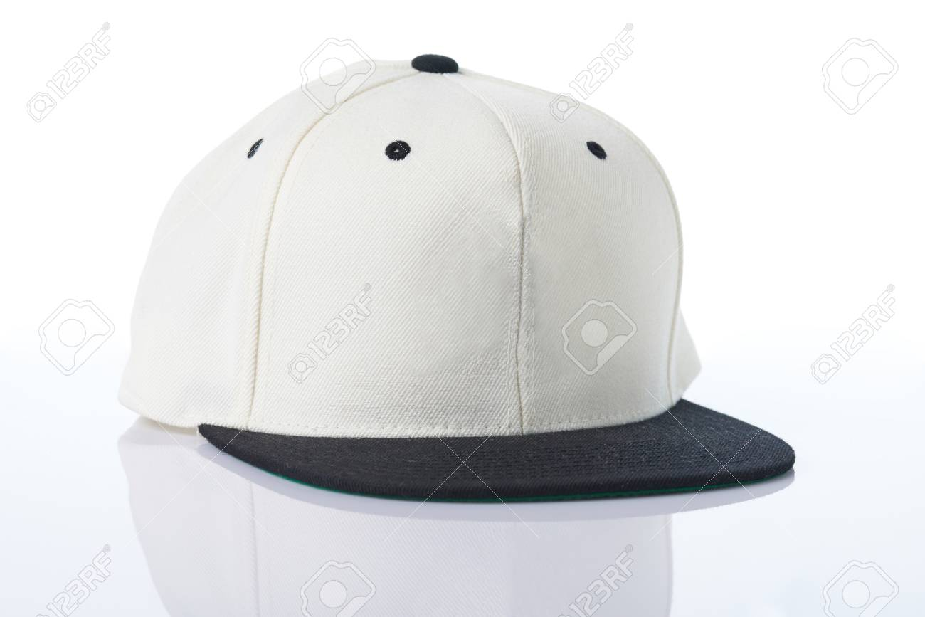 Side view of simple baseball cap isolated on white background Stock Photo -  109462491 527bd8a9d7c