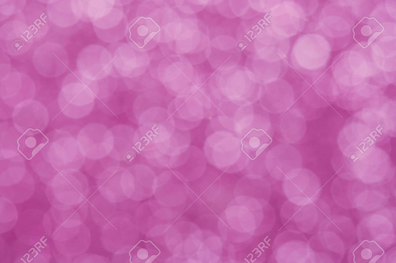 Purple blurred circle background shiny decoration. Christmas sparkle texture - 171720066