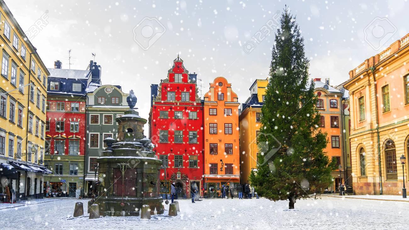 Stortorget, Stockholm, Swedia