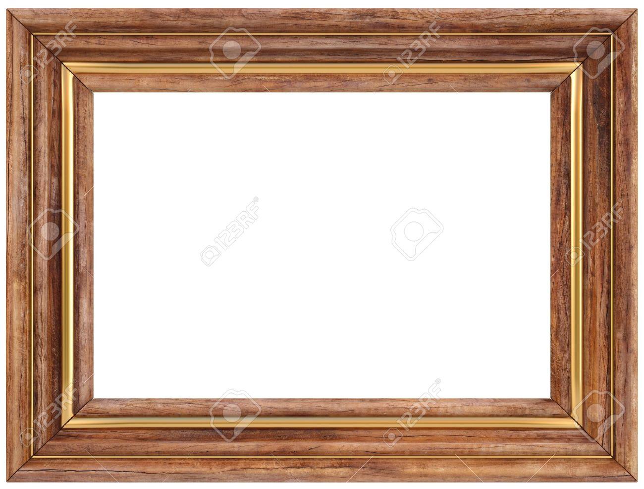 Bilderrahmen Holz Rustikal holz bilderrahmen natur th06 hitoiro