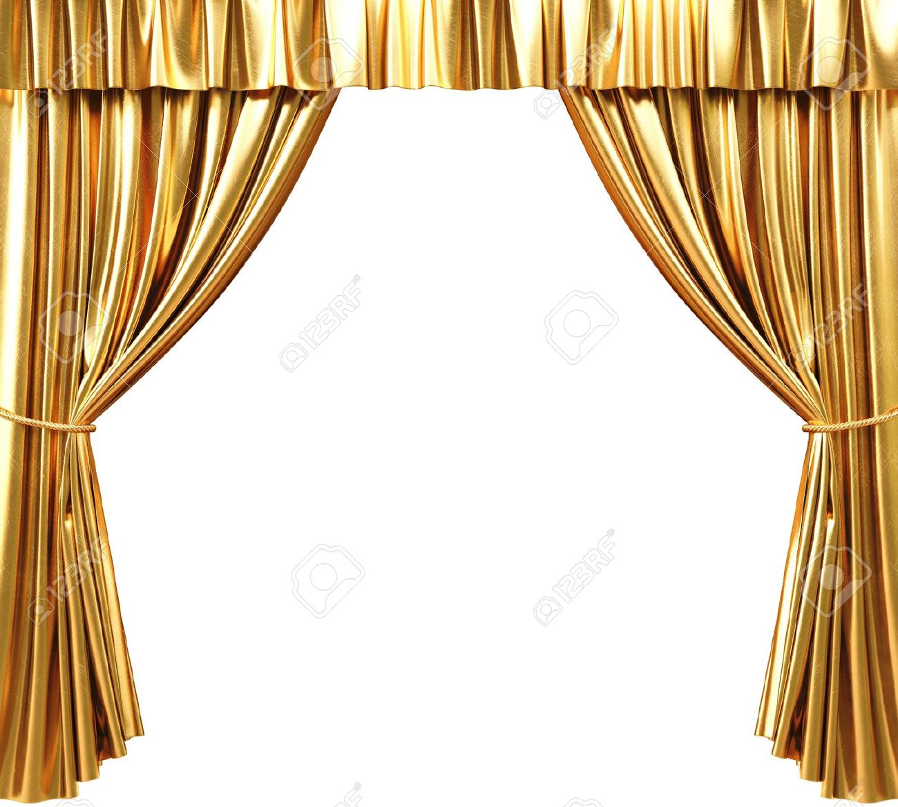 Beauty Yellow Stage for Yellow Stage Curtains  300lyp