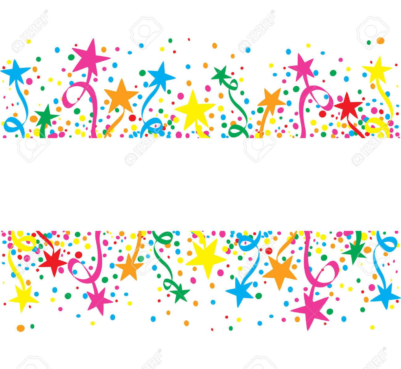 Big colorful background stars at day - 49219870