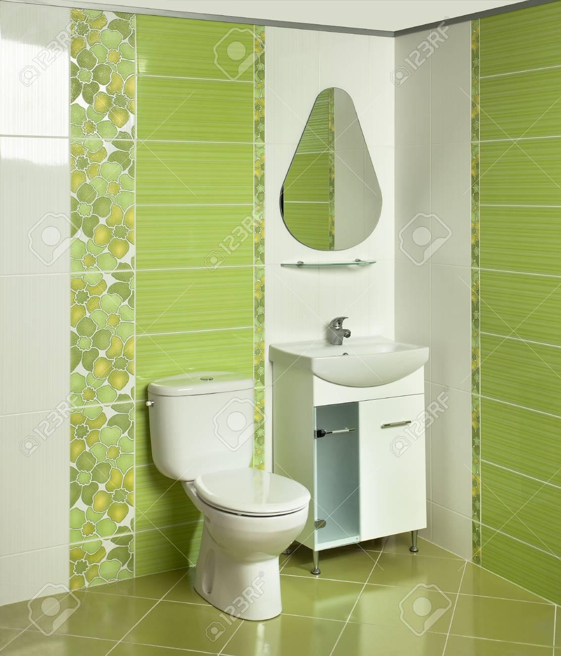 detail of a luxurious bathroom - 41918866