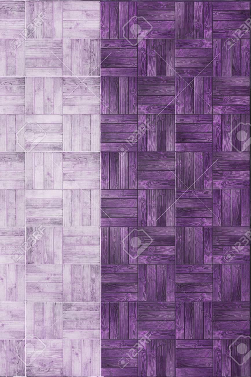 Moderne Fliesen Wand Textur Für Interieur In Lila Farbe Lizenzfreie ...