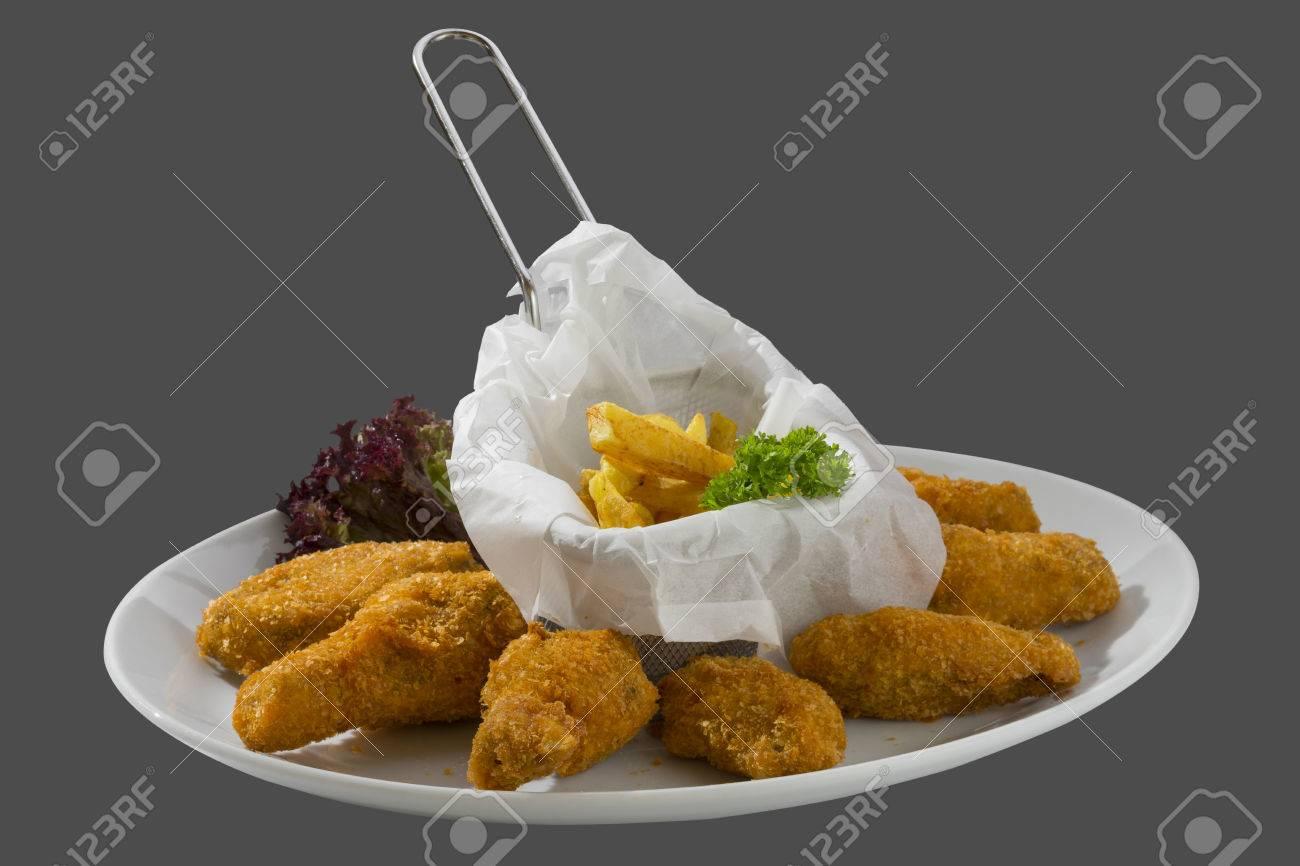 Dieta de pollo y pan