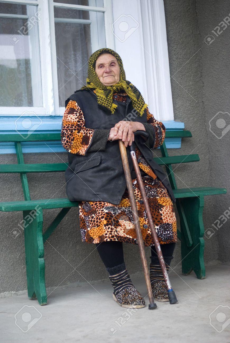 Фото пожилых худых женщин 2 фотография