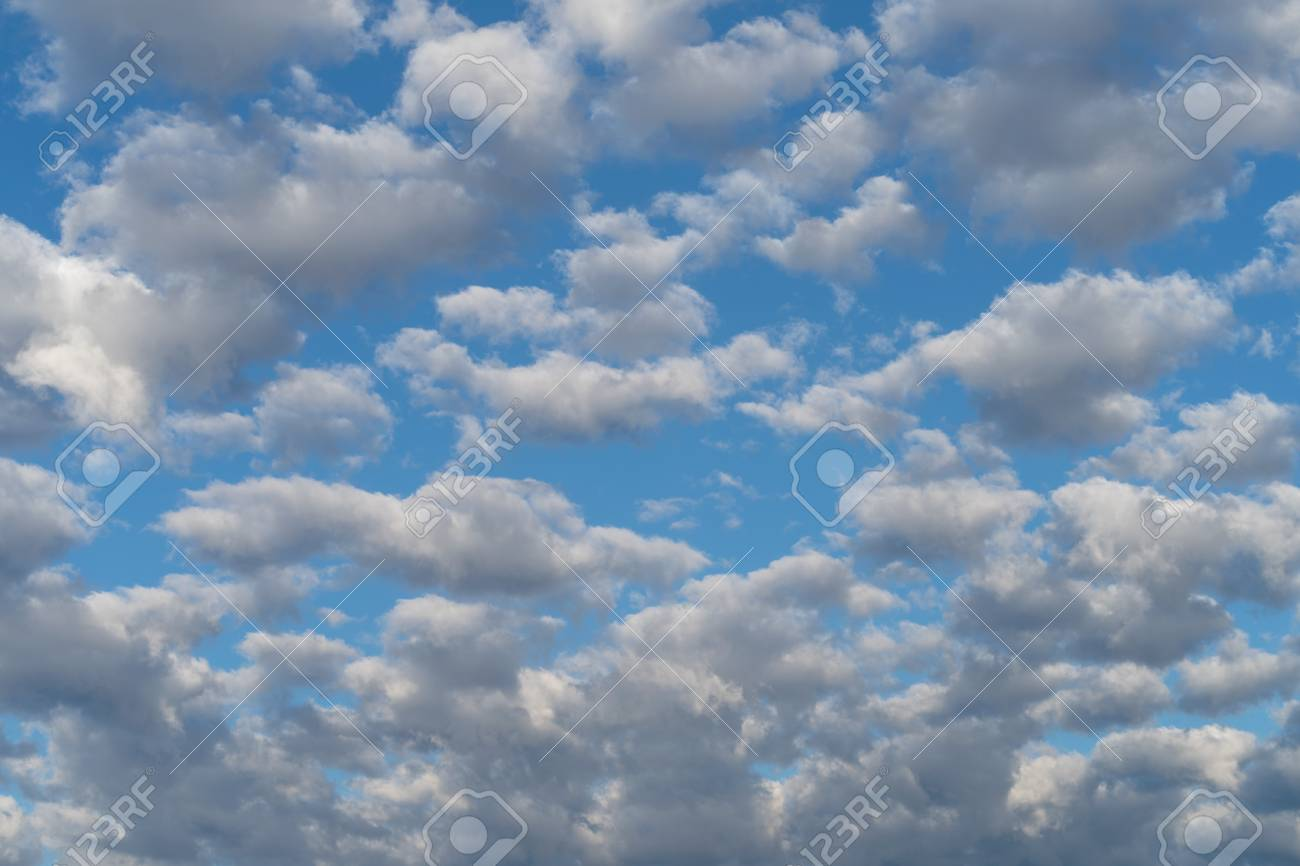 Scenic View Of Cloudy Sky Stock Photo, Picture And Royalty Free ...