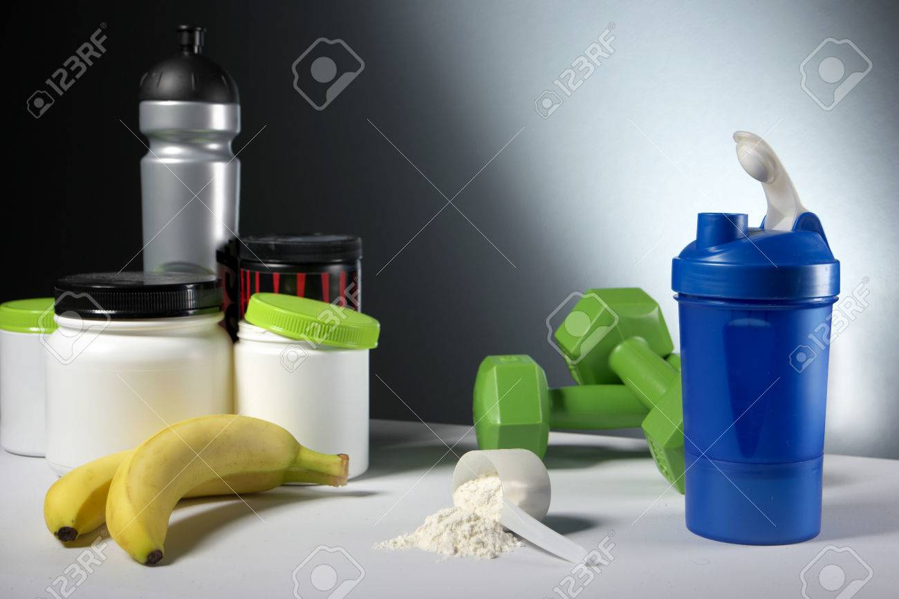 Workout Sport Nutrition Supplement containers - 56305580