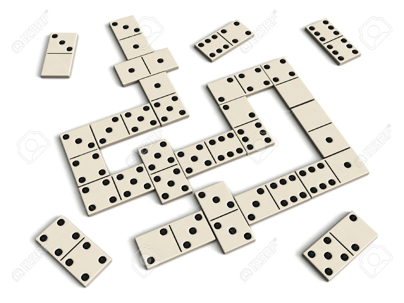 Dominoes Game Stock Photos Images. Royalty Free Dominoes Game ...