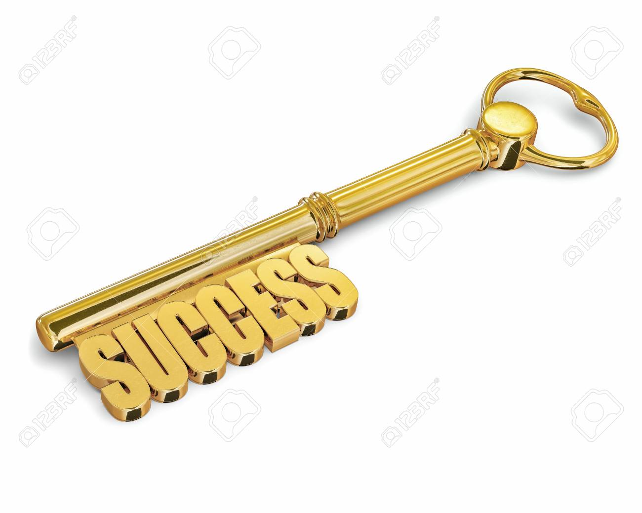 Success Wealth Prosperity Concept Golden Key To Success Made Stock Photo Picture And Royalty Free Image Image 27543671