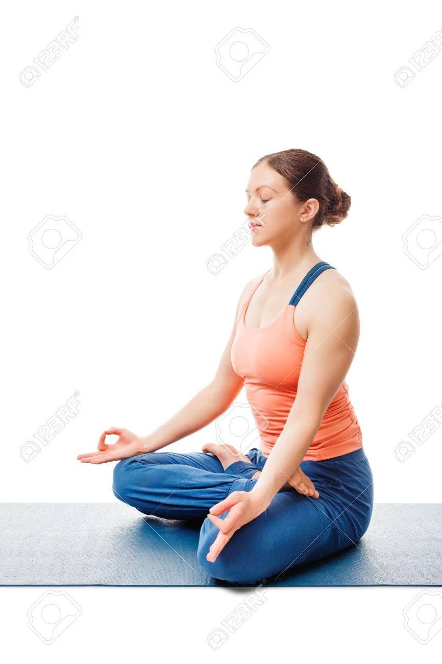 Lotus Pose Asana