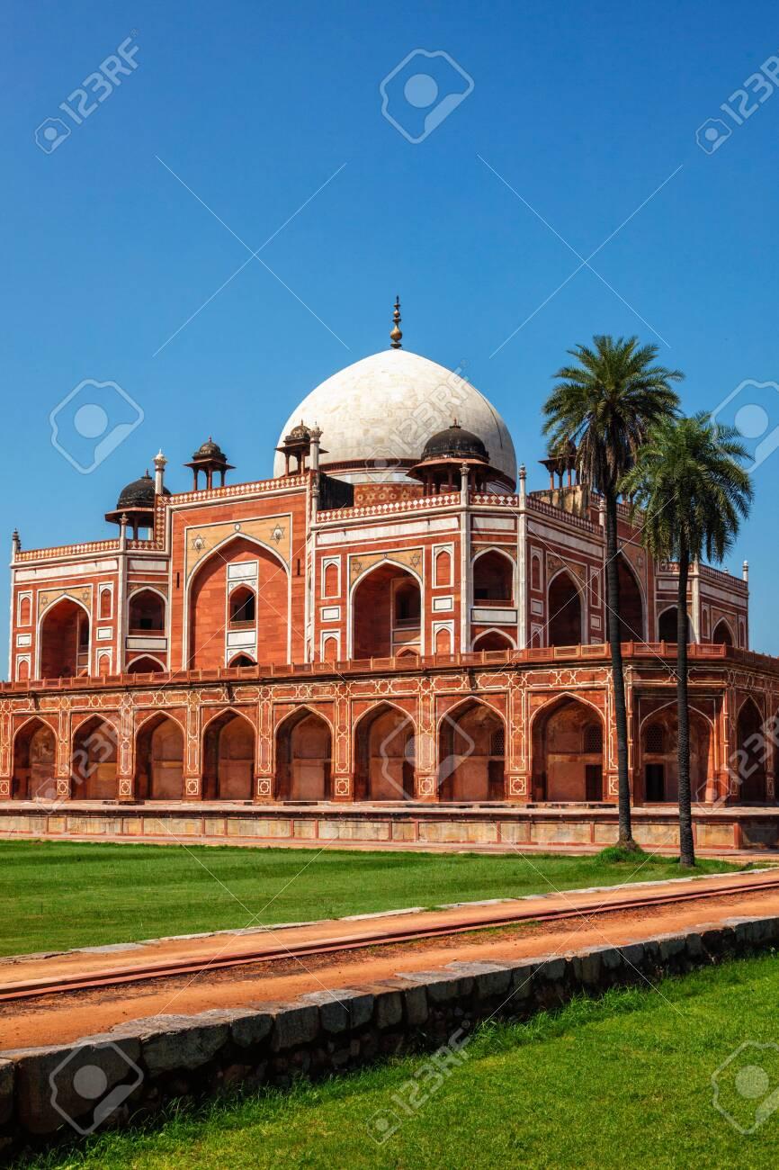 Humayuns Tomb. Delhi, India - 150981490