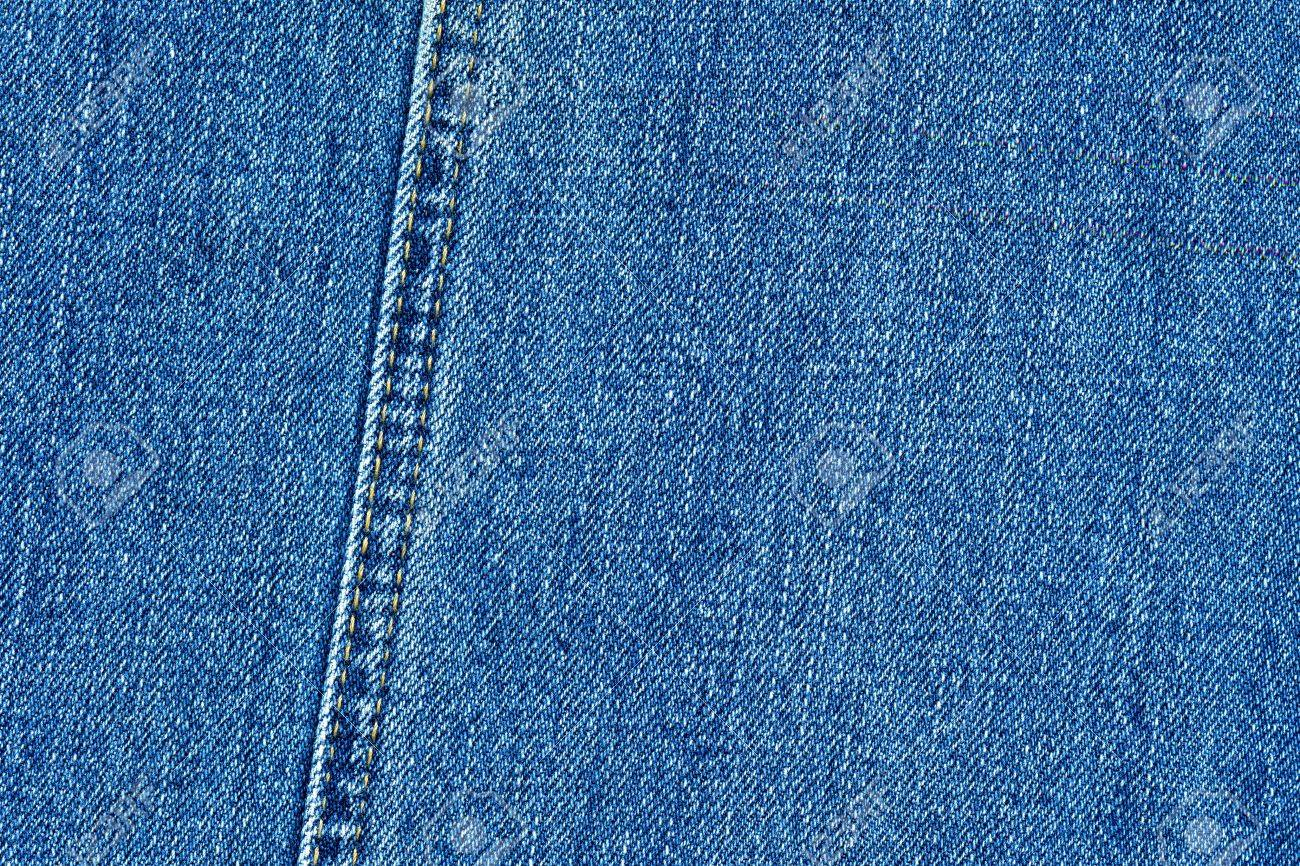6db2c9bae798 High quality detailed denim texture - abstract blue jeans background Stock  Photo - 10939555