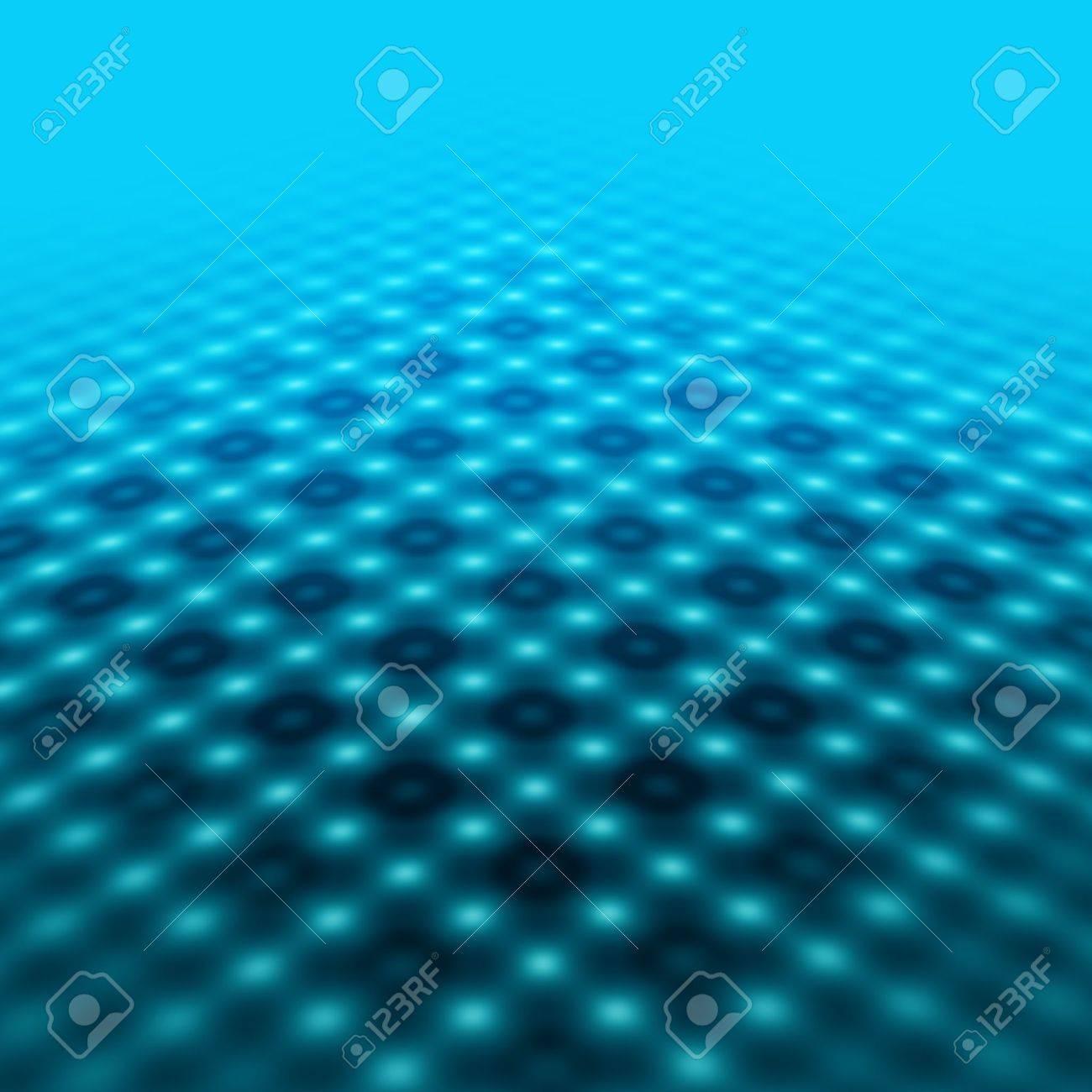 disco dance floor abstract blue background - 12927895