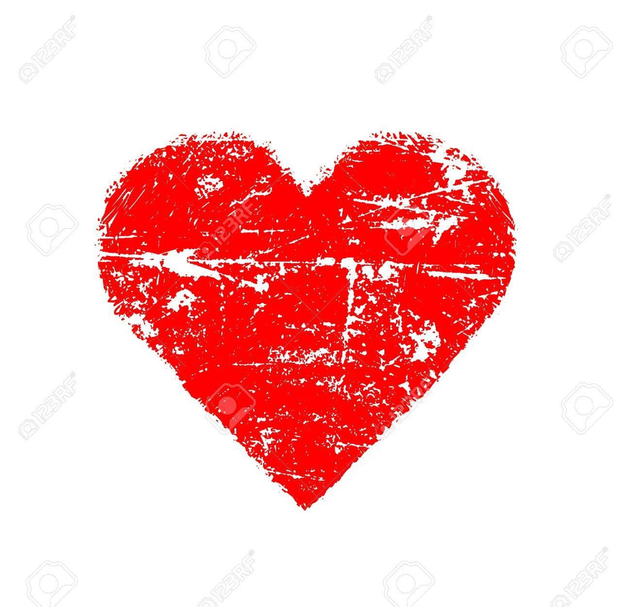 Abstract love symbol - 13050705