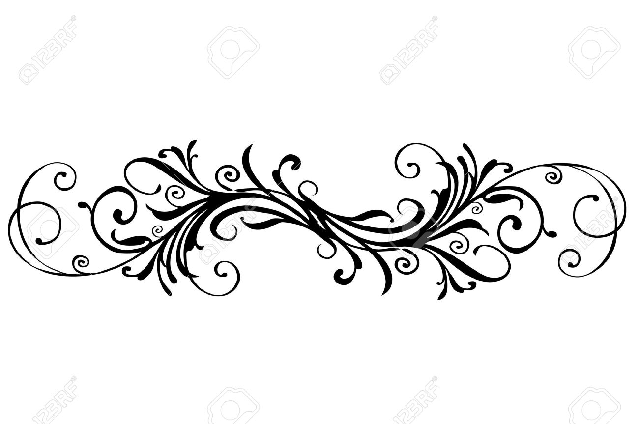 Floral Border Images & Stock Pictures. Royalty Free Floral Border ...