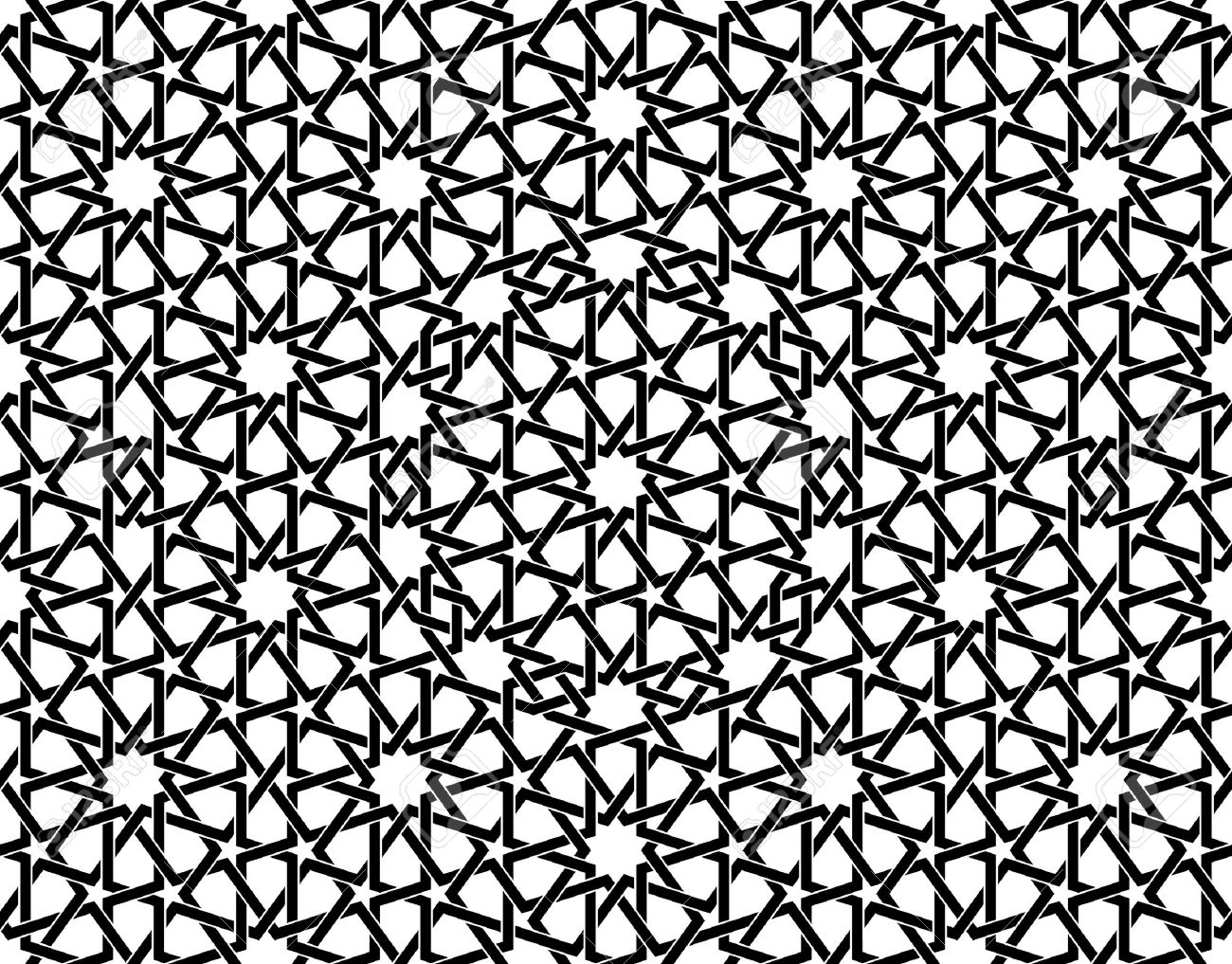 Moroccan geometric pattern royalty free stock photos image 13547078 - This Moroccan Pattern Is Used Moroccan Pattern Black And White