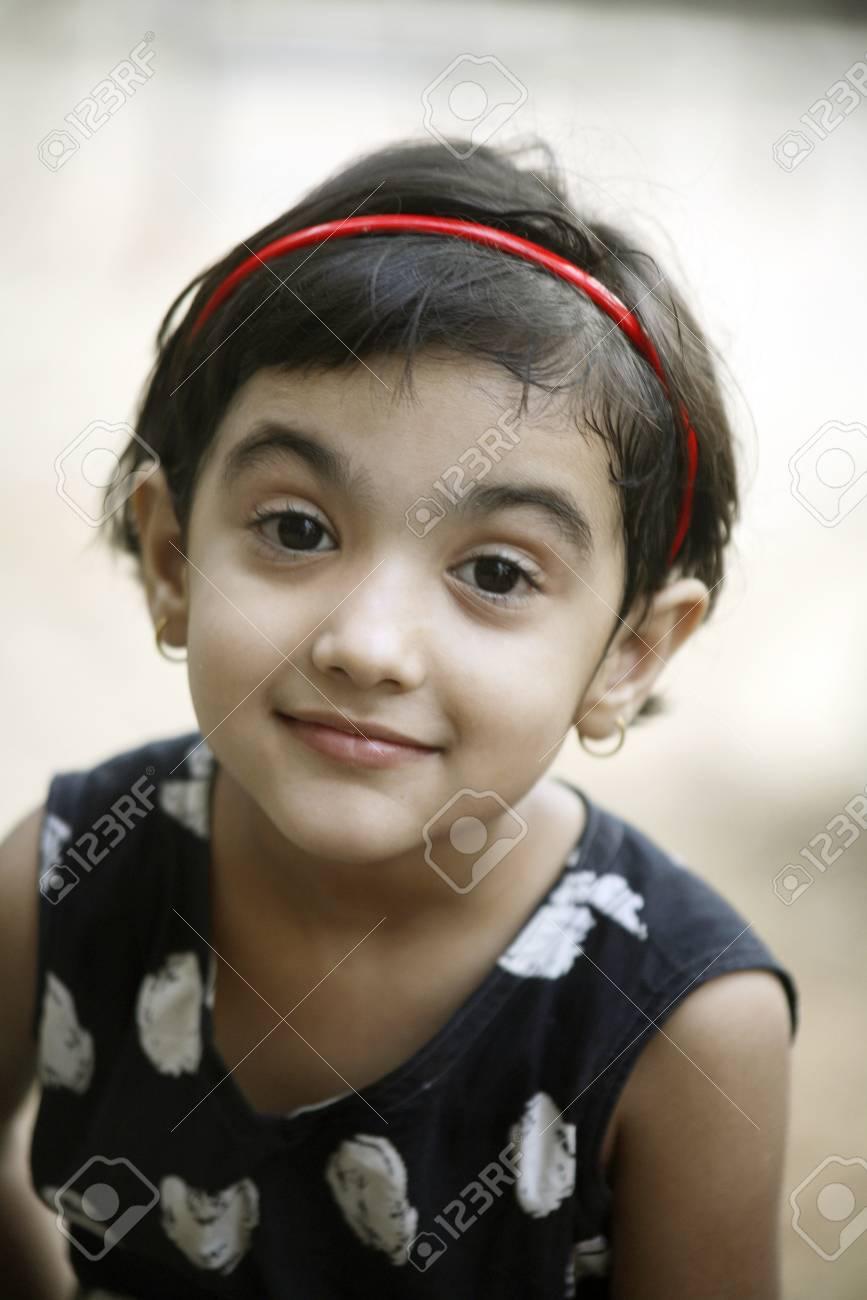 Young indian facial