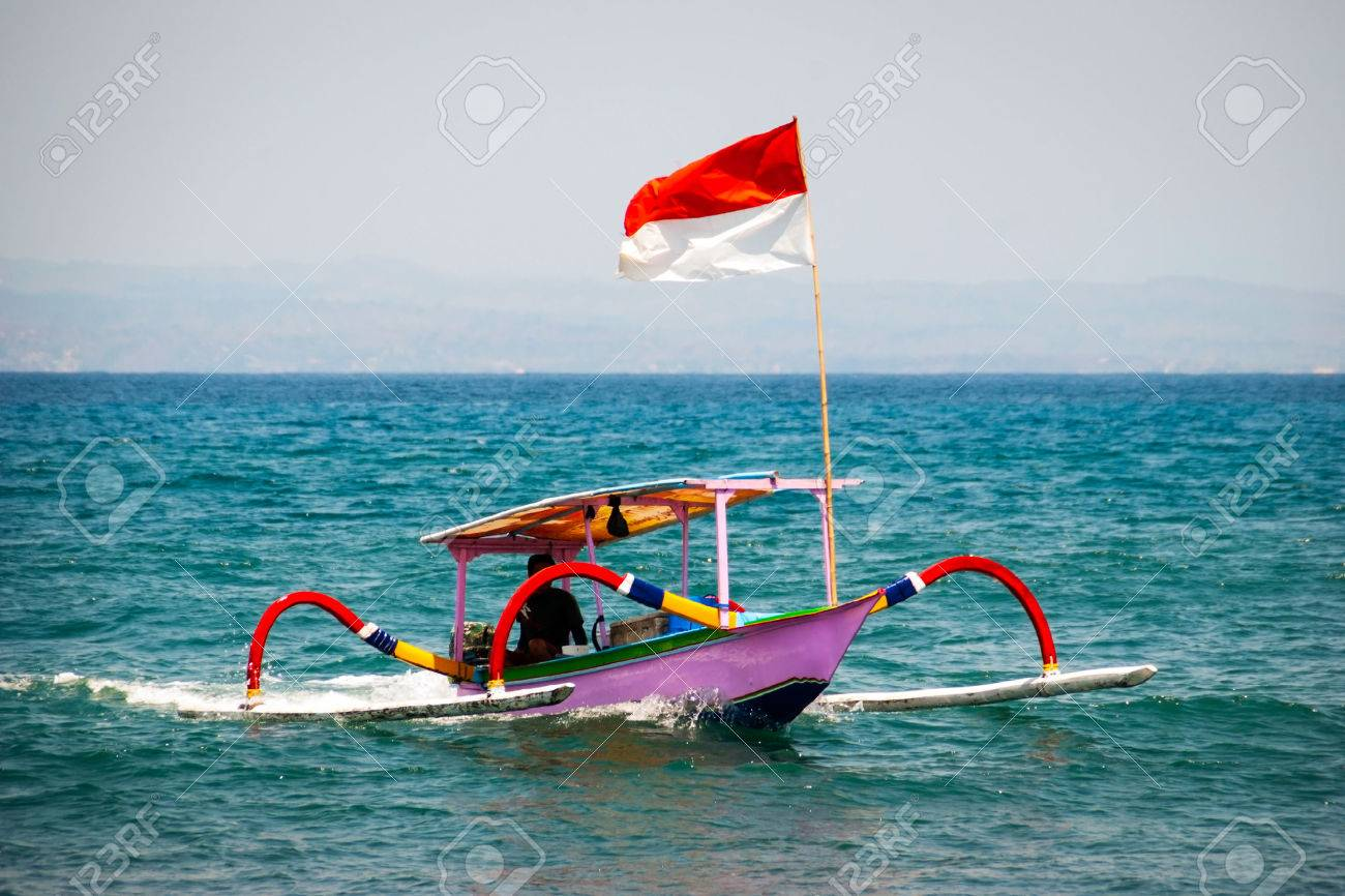 indonesian fishing boat stock photos royalty free indonesian