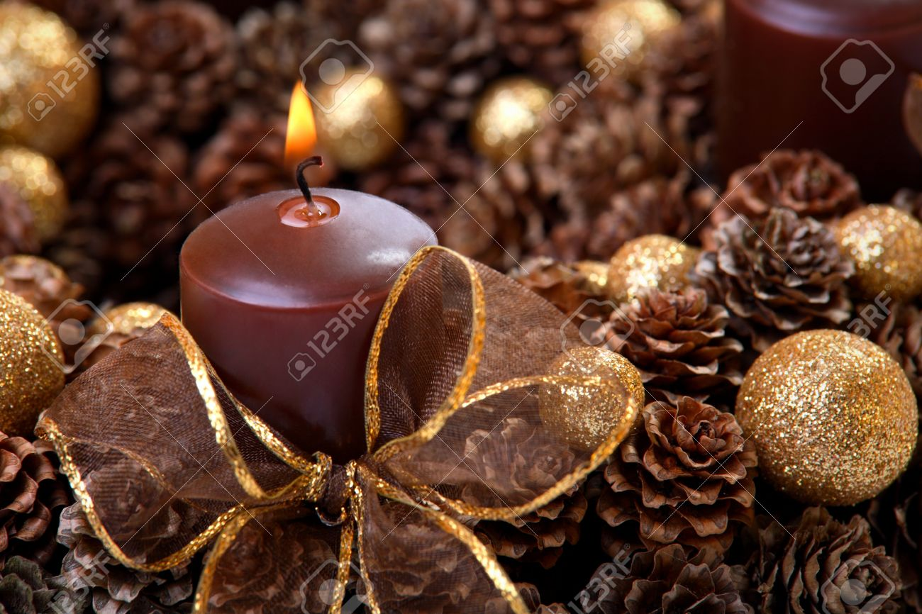 Advent Wreath Decorations Modern Advent Wreath Closeup Stock Photo Picture And Royalty Free