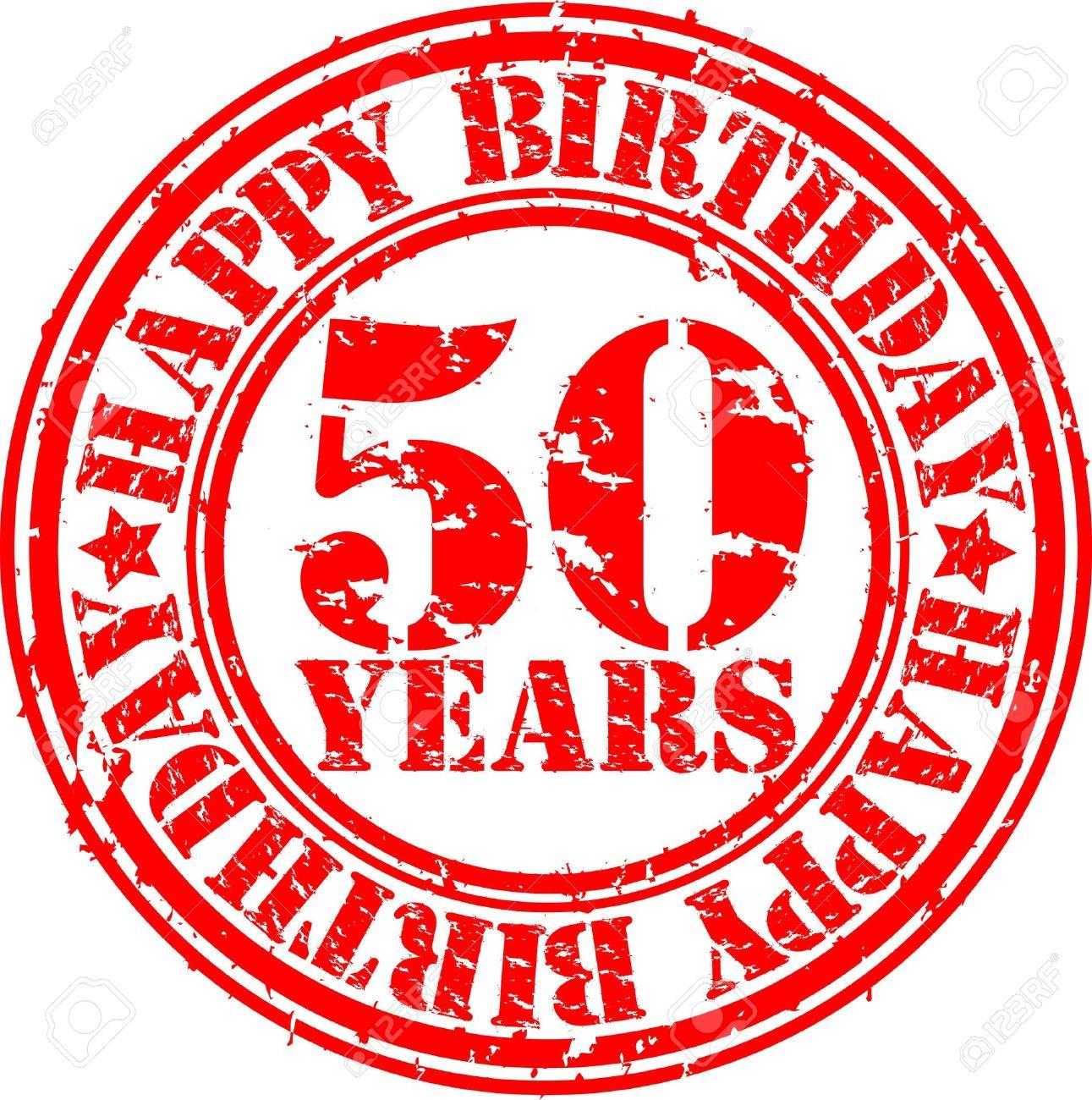 グランジ 50 歳お誕生日おめでと...