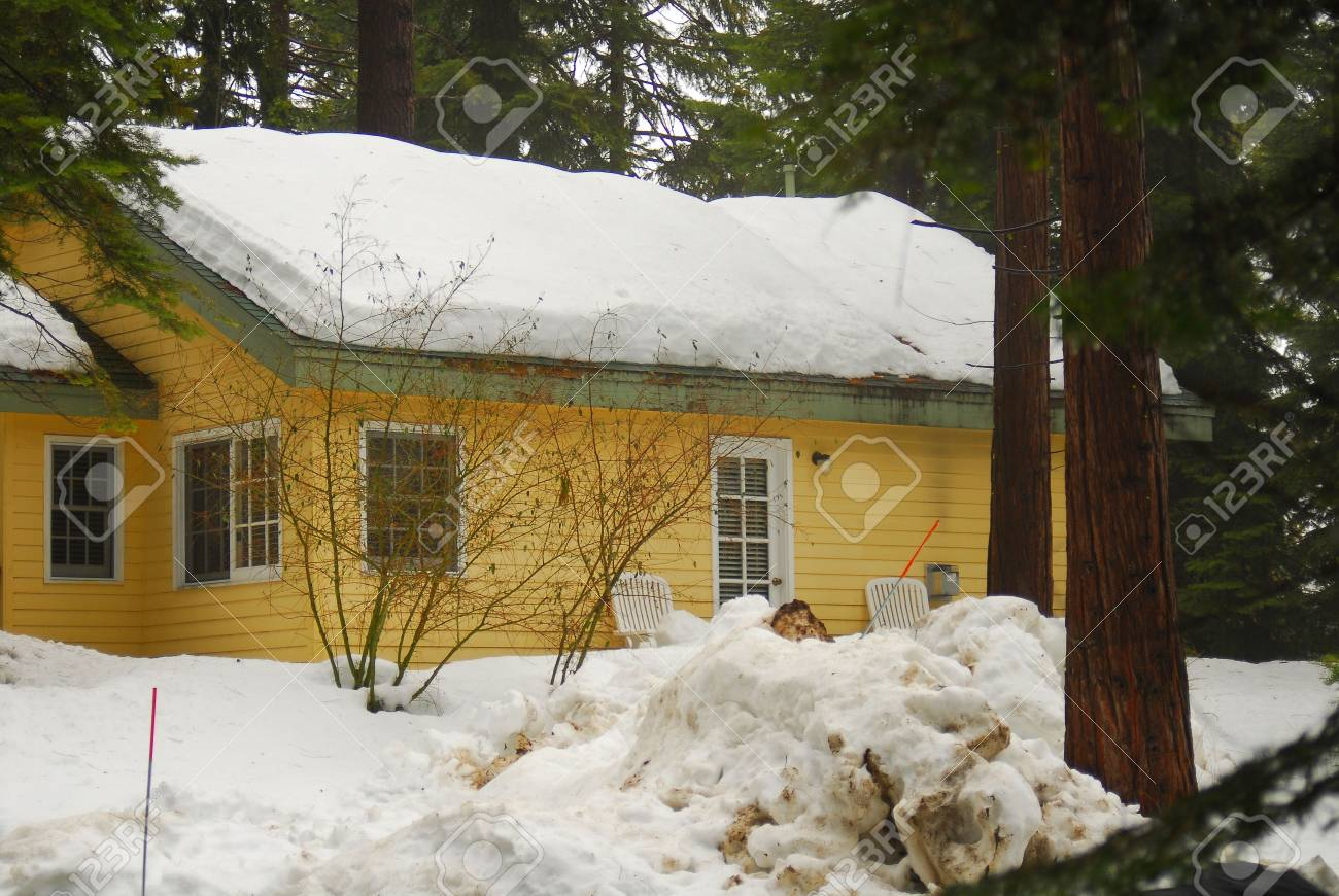 Yellow Mountain Cabin Stock Photo Picture And Royalty Free Image Image 425646