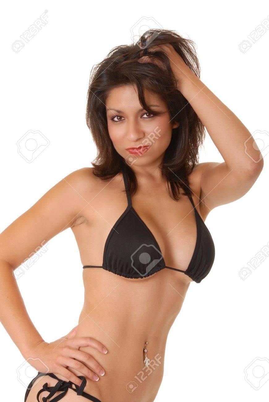 Butts free latine bikini girls