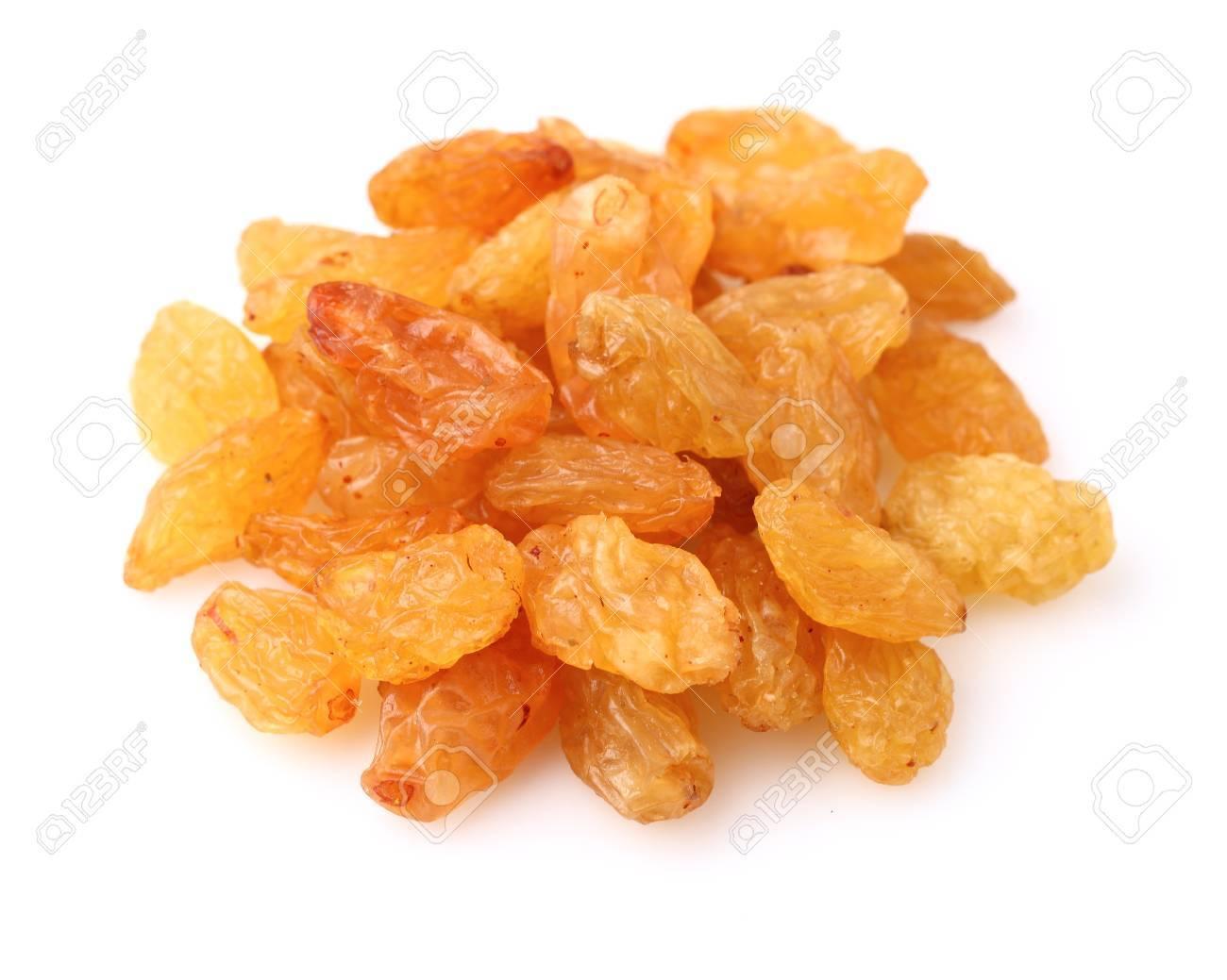 Sweet raisins in closeup Stock Photo - 15439300