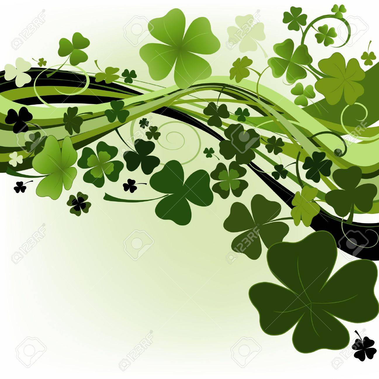 design for St. Patrick's Day Stock Photo - 2606476