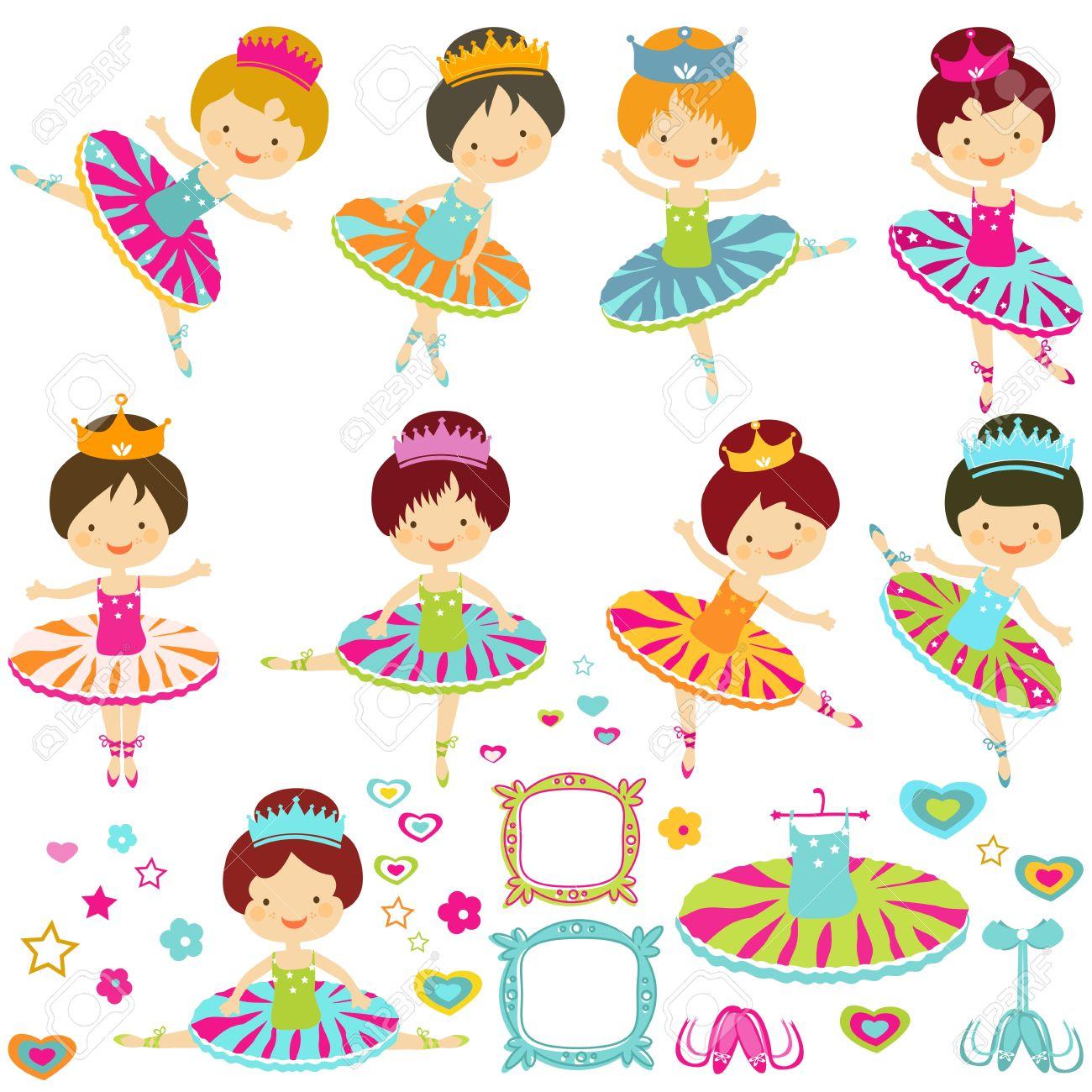 little ballerina set - 17438506