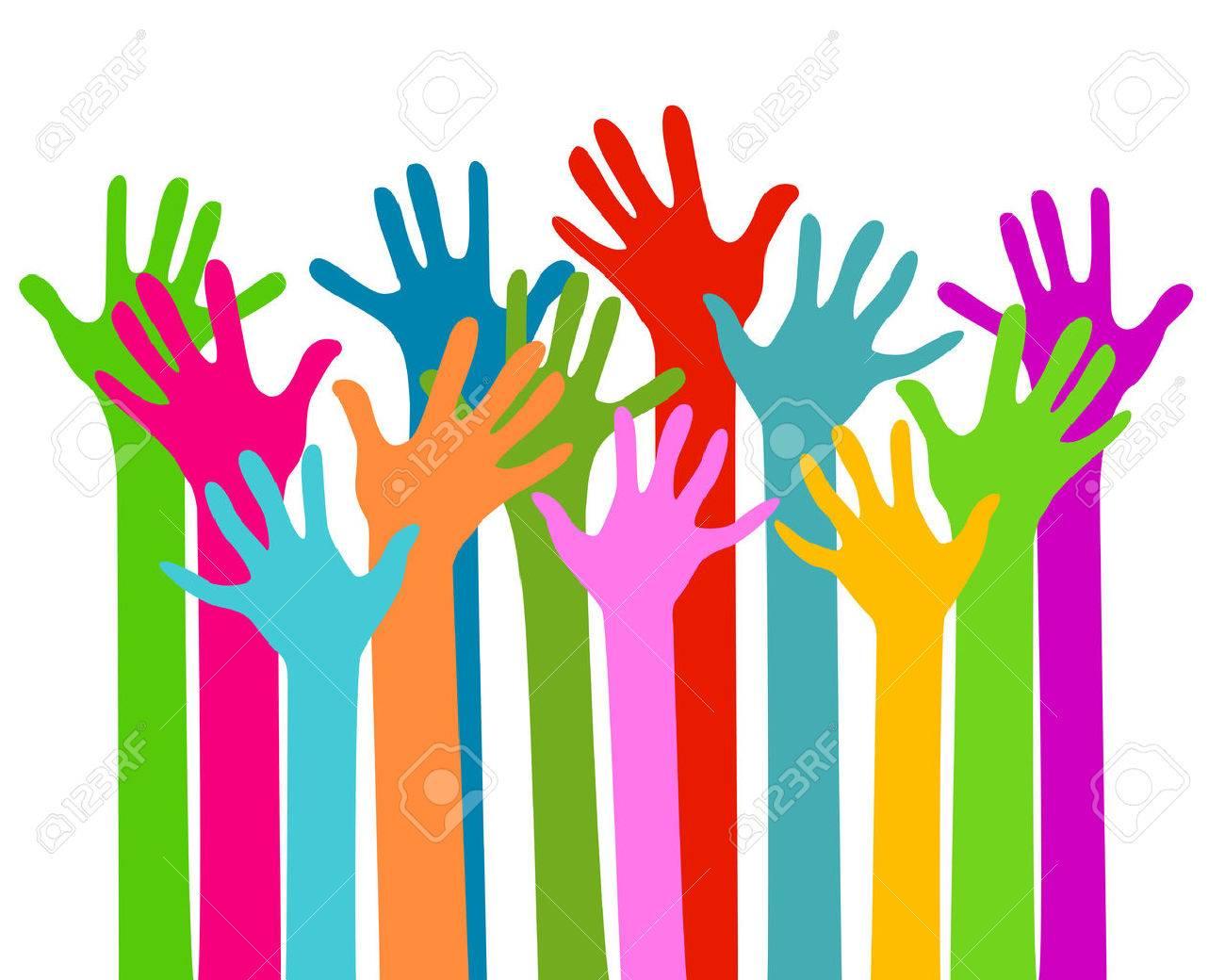 hands together - 33636936