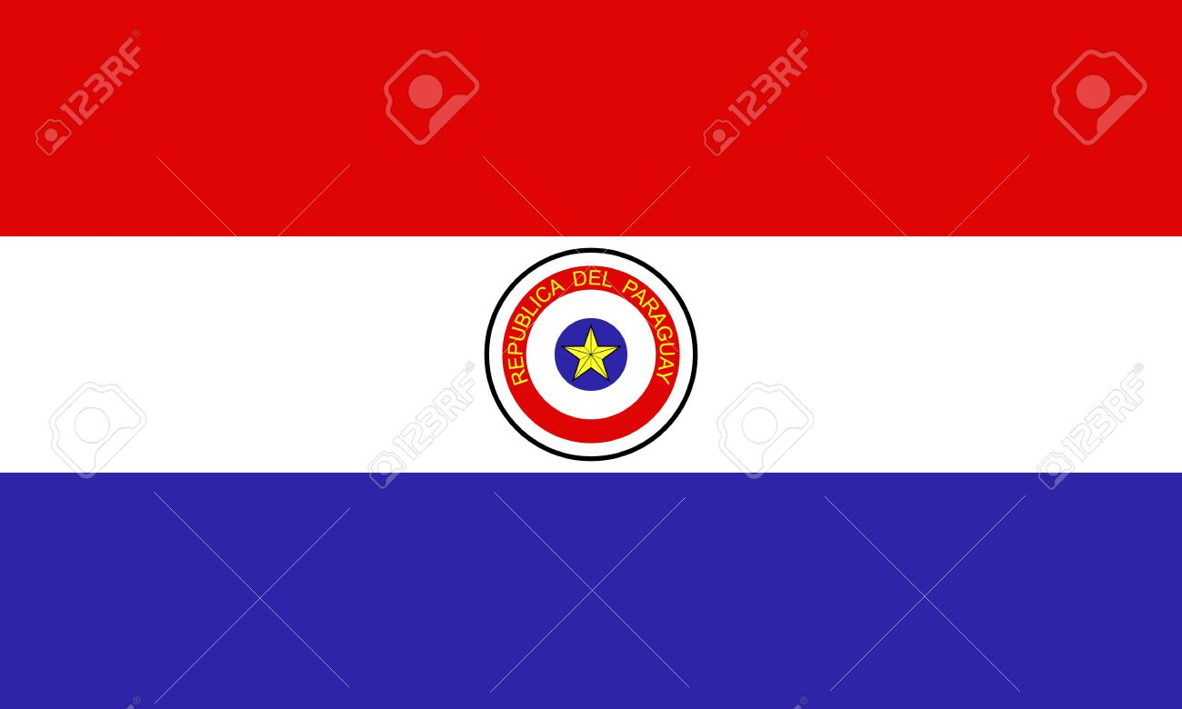 Flag of paraguay wikipedia paraguayan national flag version of paraguay flag royalty free cliparts vectors and stock paraguay flags buycottarizona