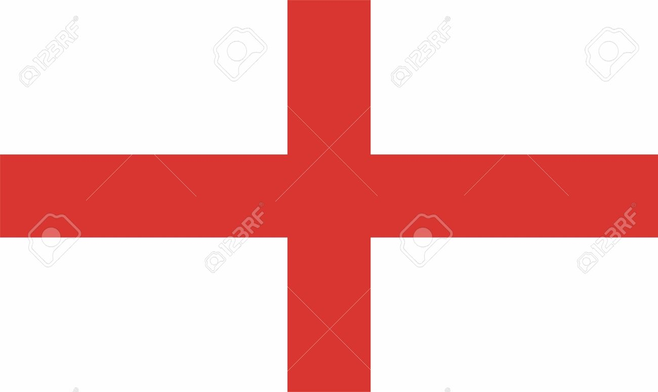 flag of England Stock Vector - 13170899
