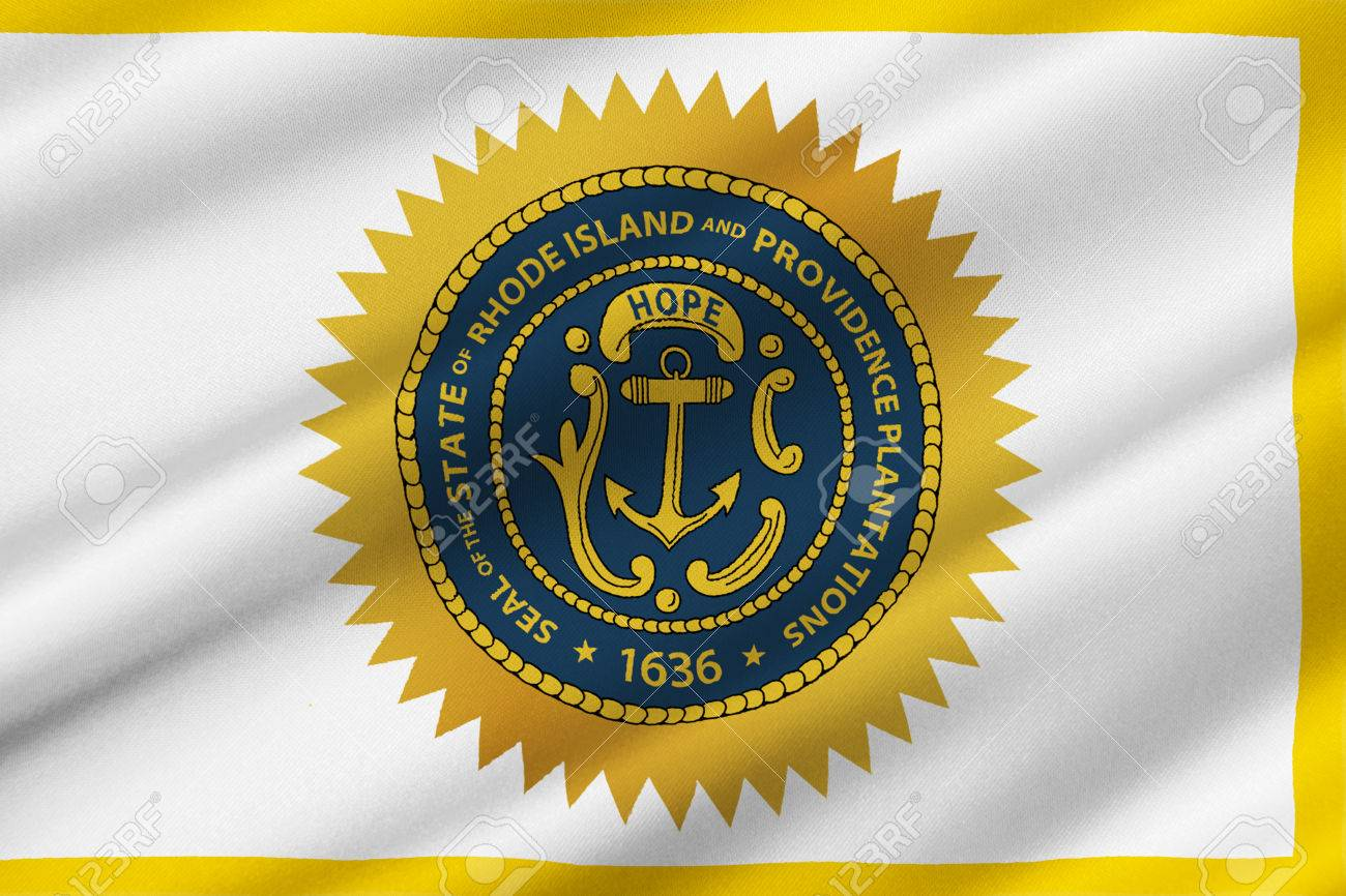 Flag of rhode island officially the state of rhode island and flag of rhode island officially the state of rhode island and providence plantations is a biocorpaavc Choice Image