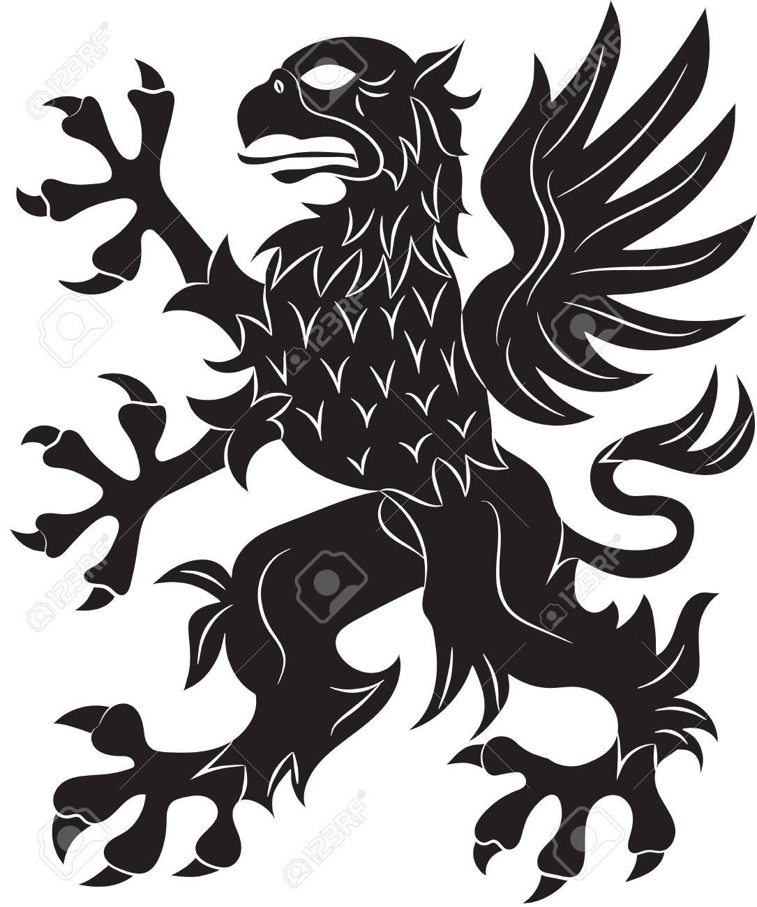 Gryphon Silhouette