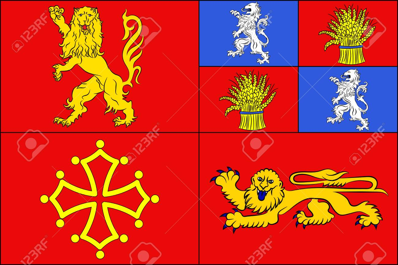 Flag of tarn et garonne is a department in the southwest of france flag of tarn et garonne is a department in the southwest of france buycottarizona Gallery
