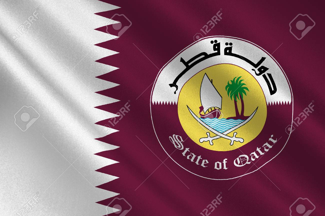 Flag of qatar is a sovereign country located in southwest asia flag of qatar is a sovereign country located in southwest asia occupying the small qatar buycottarizona Gallery
