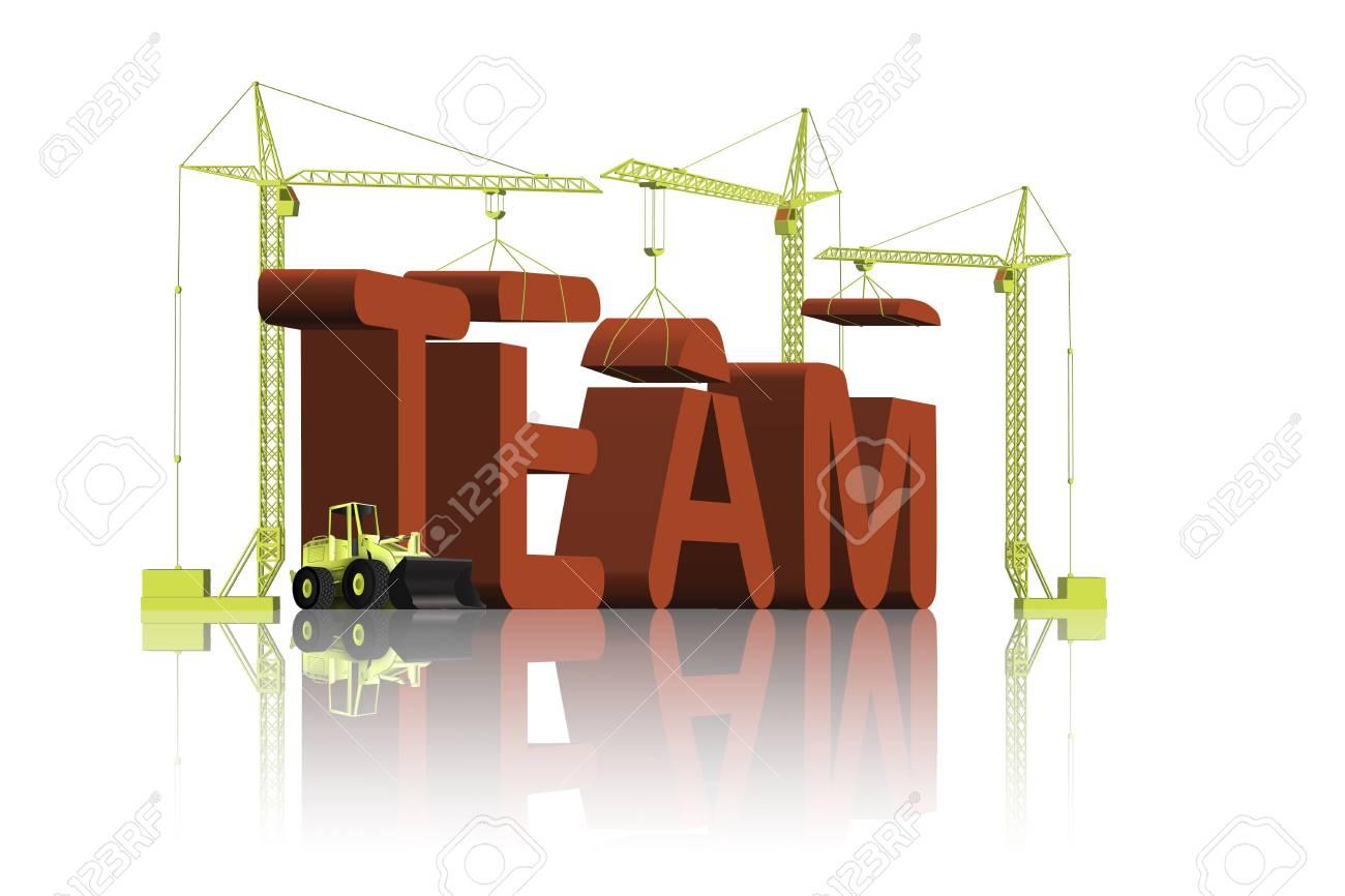 team work Stock Photo - 6550470