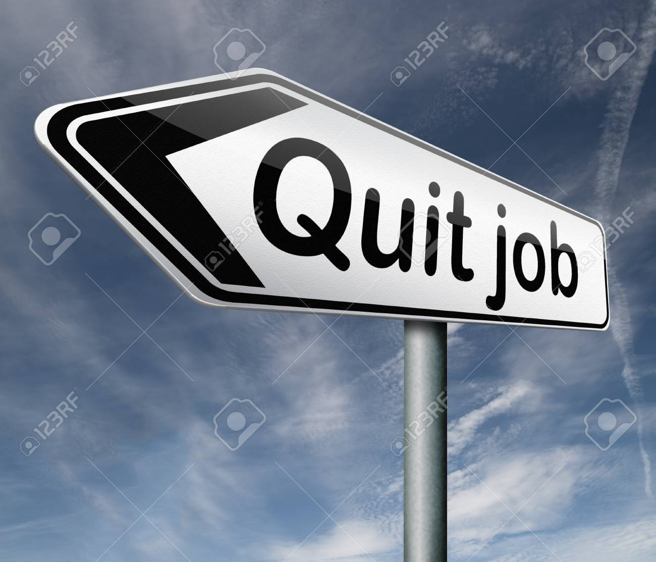 quit job resign quitting from work and getting unemployed stock stock photo quit job resign quitting from work and getting unemployed