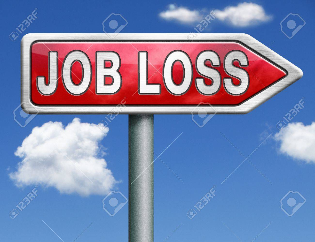 job loss getting fired loose your you re fired losing work jobless stock photo job loss getting fired loose your you re fired losing work jobless