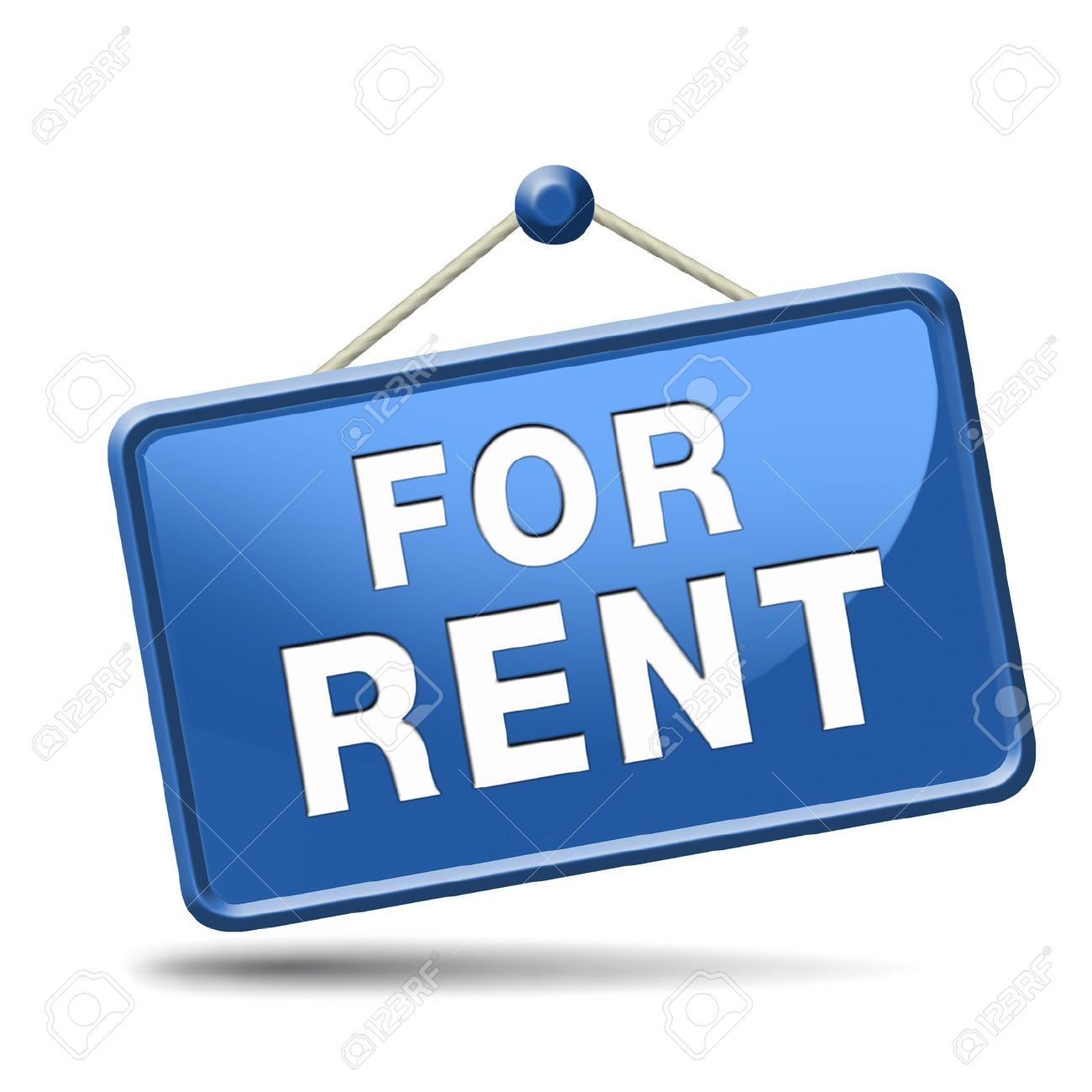 Renting A Apartment for rent sign, renting a house apartment or other real estate