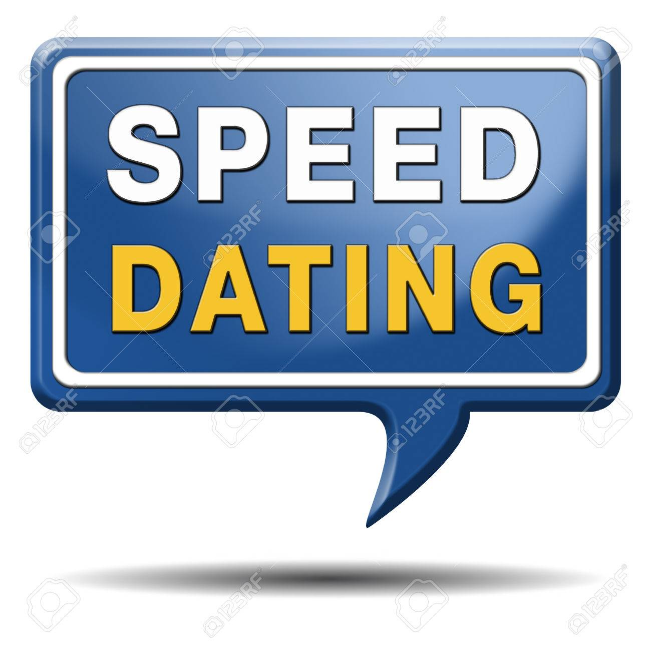 Speed dating with boyfriend