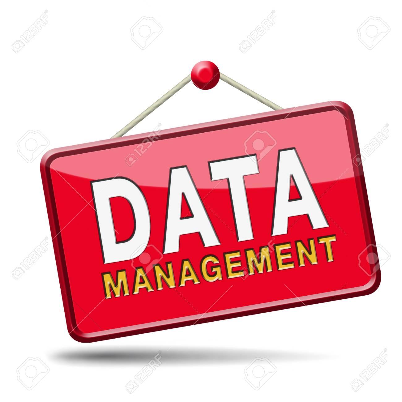 data management storage analysis and integration of big data Stock Photo - 22822182