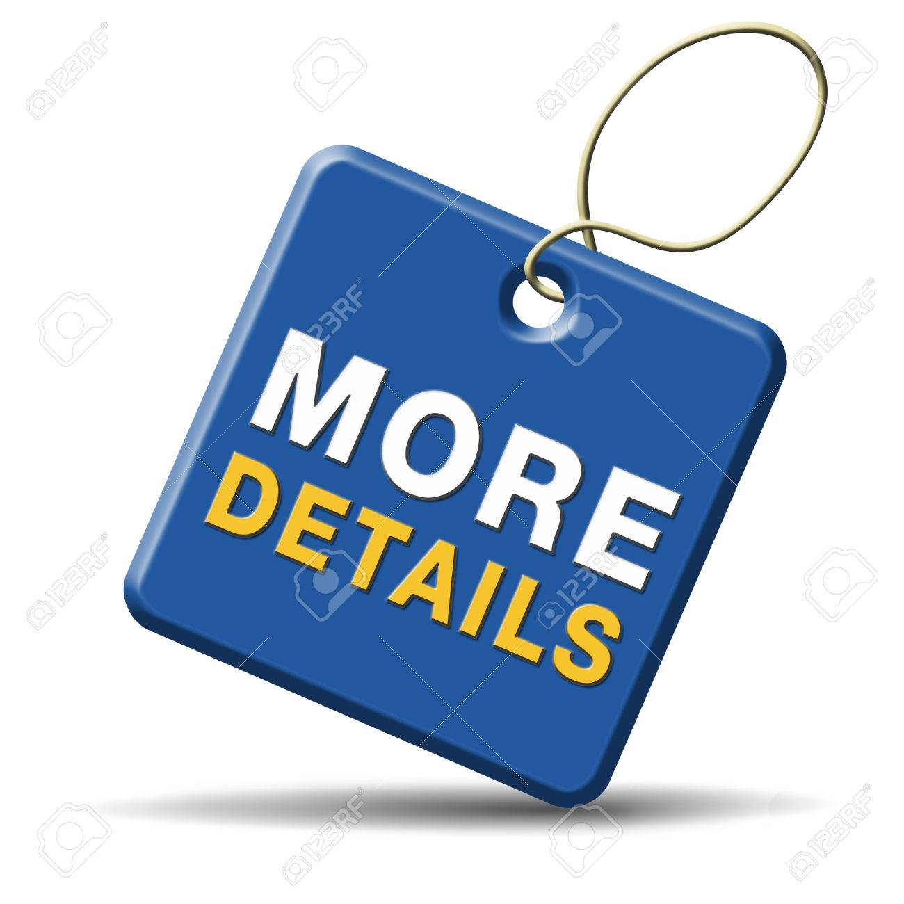 more details and find info icon, button or information sign. Online education or help or support desk. Search learn and find knowledge online. Stock Photo - 22914994